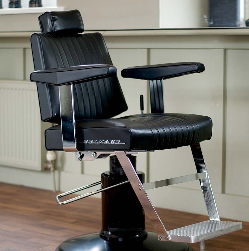 Dry cut, wash and cut or hot towel shave at the Mensroom Holmfirth.