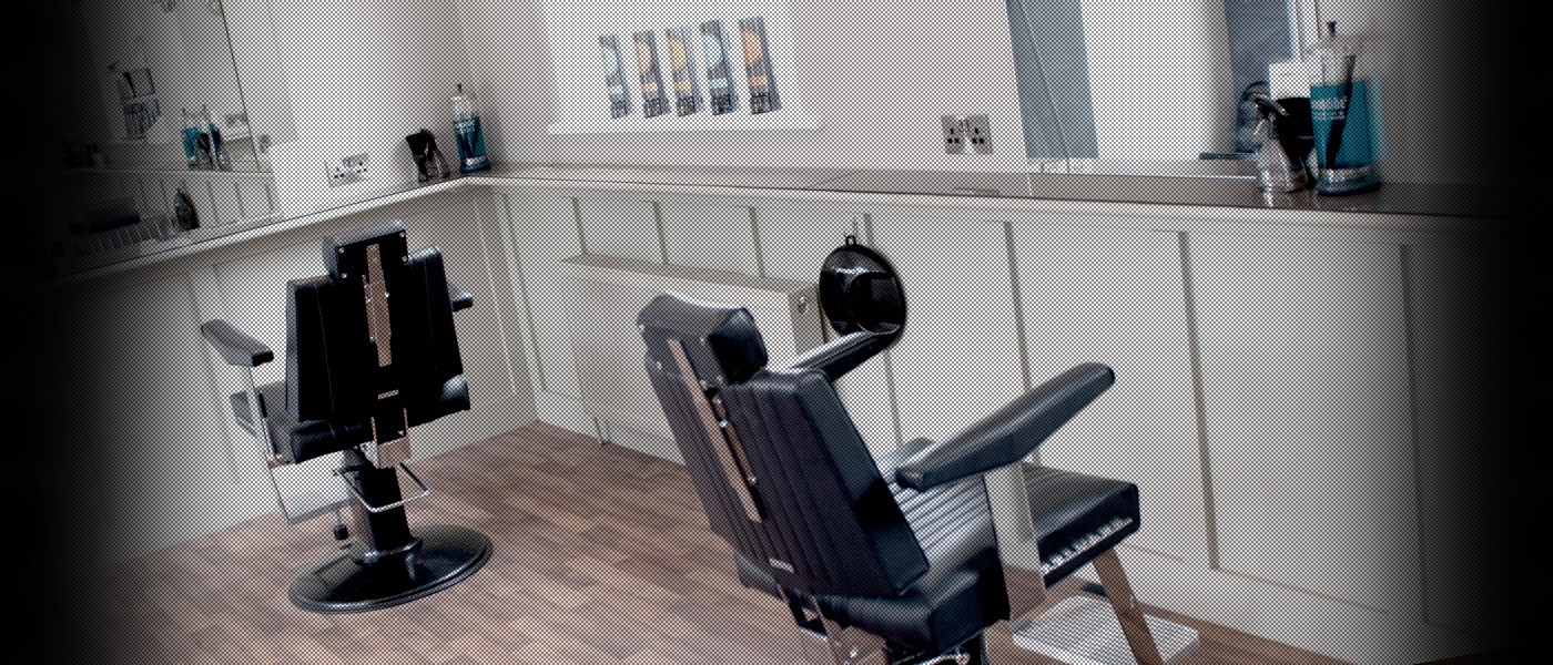 Enjoy a hot towel shave at the Mensroom Holmfirth